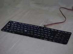 電腦鍵盤背光模組
