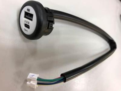 車用USB快速充電器
